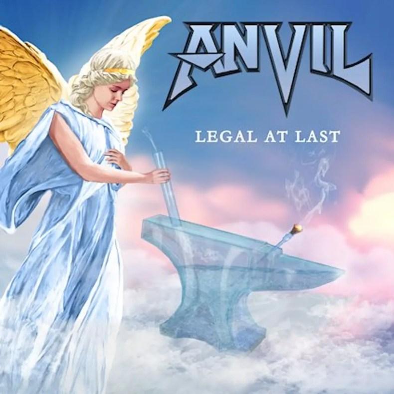 """Legal Anvil - REVIEW: ANVIL - """"Legal At Last"""""""