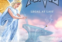"Legal Anvil - REVIEW: ANVIL - ""Legal At Last"""