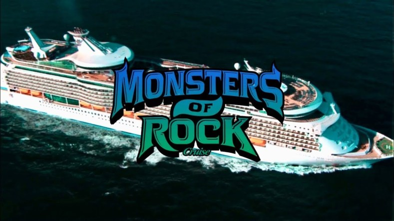 Monster Cruise - MONSTERS OF ROCK 2021 Cruise Lineup Is Out & It's Perfect For Metal & Hard Rock Fans