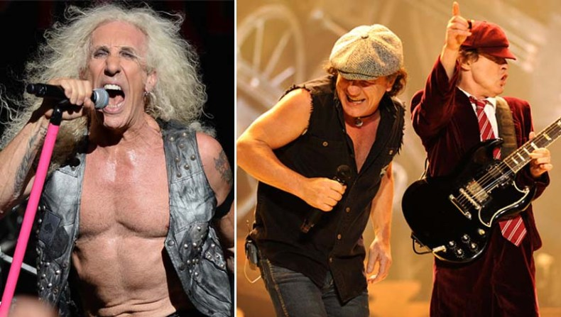 dee snider ac dc - Dee Snider Confirms AC/DC Has Reunited for New Album; Reveals 'Jaw-Dropping' Details