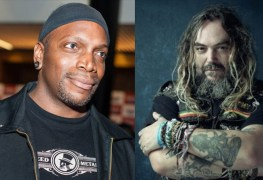 "derrick green max cavalera - MAX CAVALERA's Wife Launches Attack On SEPULTURA's Derrick Green: ""F*ck You"""