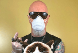 Rob halford - JUDAS PRIEST's Rob Halford Requests Metal Maniacs To Stay Home To Contain Pandemic