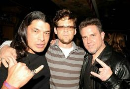 jason newsted and ron mcgovney - Ex-METALLICA Member Slams The Band Over Royalty Payments