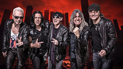 scorpions - SCORPIONS Surprise Fans With A New Song 'Sign Of Hope' From Their Upcoming Album