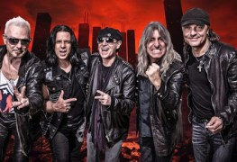 scorpions - SCORPIONS Are Trying To Recapture Vibe Of 'Lovedrive', 'Animal Magnetism' And 'Blackout' On Upcoming Album