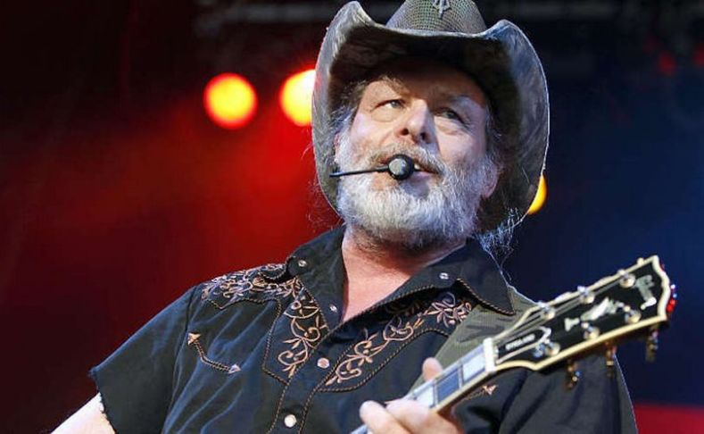 """ted nugent - TED NUGENT Slams 'Dumba*s' Joe Biden: """"He Is The Exact Opposite Of The Truth"""""""