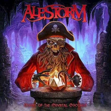 """Alestorm - REVIEW: ALESTORM - """"Curse Of The Crystal Coconut"""""""