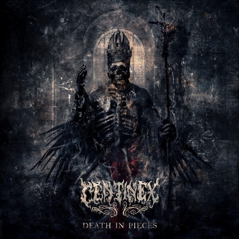 "Centiniex - REVIEW: CENTINEX - ""Death In Pieces"""