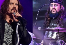 James LaBrie Mike Portnoy - Will DREAM THEATER Eventually Reunite With Mike Portnoy? James LaBrie Weighs In