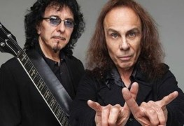 Ronnie Tony - TONY IOMMI Wishes RONNIE JAMES DIO Was Alive So He Could Write New Music With Him