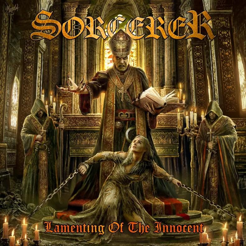 "Sorcerer - REVIEW: SORCERER - ""Lamenting Of The Innocent"""