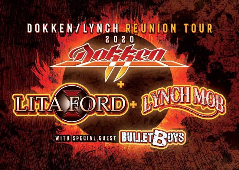 Dokken 2000x1422 - DOKKEN & LYNCH MOB Surprise Fans With A New Tour Announcement