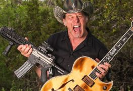 """Ted Nugent - TED NUGENT To American Citizens: """"Obey Cops, That's How You Will Stay Alive"""""""
