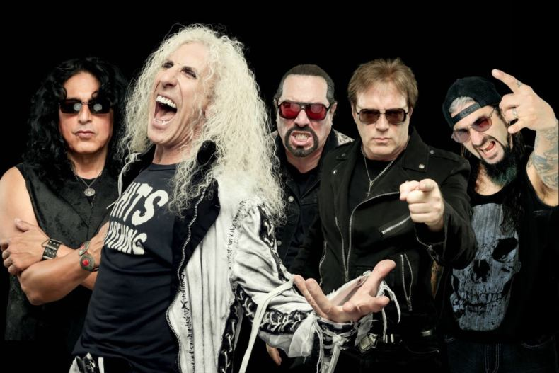 Twisted Sister - Are TWISTED SISTER Reuniting Again? Guitarist Eddie Ojeda Chimes In
