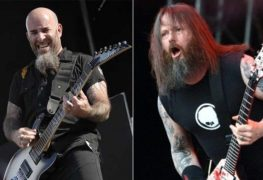 scott ian gary holt - Gary Holt & Scott Ian Call LIVE NATION Policy Change 'The Final Nail In The Coffin Of Metal Music'