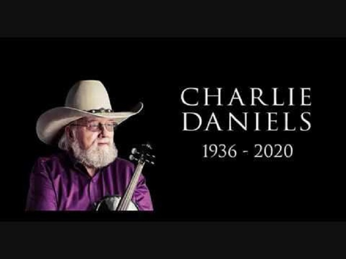 Charlie - Legendary Country Musician CHARLIE DANIELS Dead at 83
