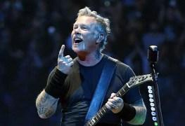 James Hetfield - James Hetfield Has Tons Of Material For Next METALLICA Album; Shares How Pandemic Affected Him
