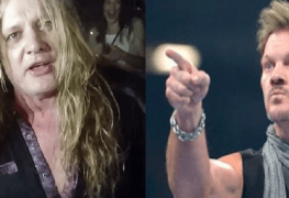 Jericho Bach - Chris Jericho Hits Back At SEBASTIAN BACH For Lip-Sync Allegations; Fans Support Jericho Over Bach