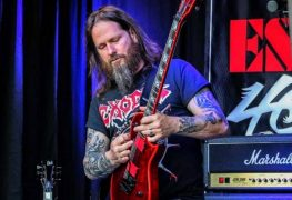 gary holt - SLAYER & EXODUS' Gary Holt Reacts To People Who Say 'Metalheads Don't Have Hearts'