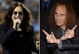 ozzy osbourne dio - SHARON OSBOURNE Explains Why Ronnie James Dio Could Never Replace Ozzy Osbourne