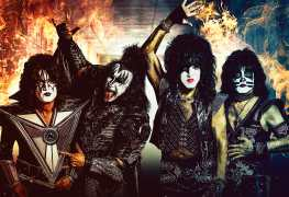 KISS - Paul Stanley Confirms KISS Will Not Release Any New Music Or Tour