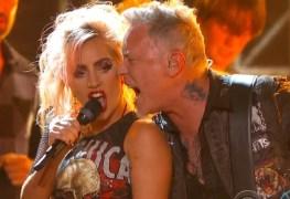 Metallica Gaga - Lars Ulrich Says Lady Gaga Loves Metal; Shares Her Favorite METALLICA Song Ever From 'Kill 'Em All' Album