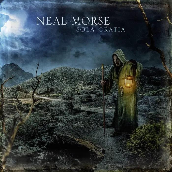 """gratia - REVIEW: NEAL MORSE - """"Sola Gratia"""""""