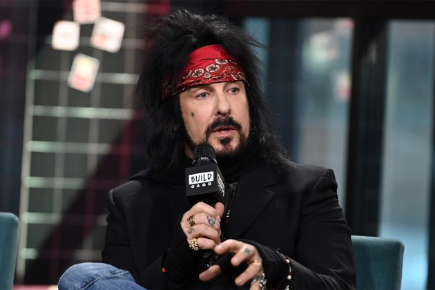 nikki sixx - Nikki Sixx's Wife Answers If MOTLEY CRUE Icon Will Retire