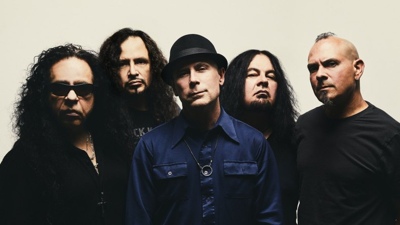 Armored Saint - INTERVIEW: ARMORED SAINT's Joey Vera on 'Punching The Sky', Album Release Show & Touring