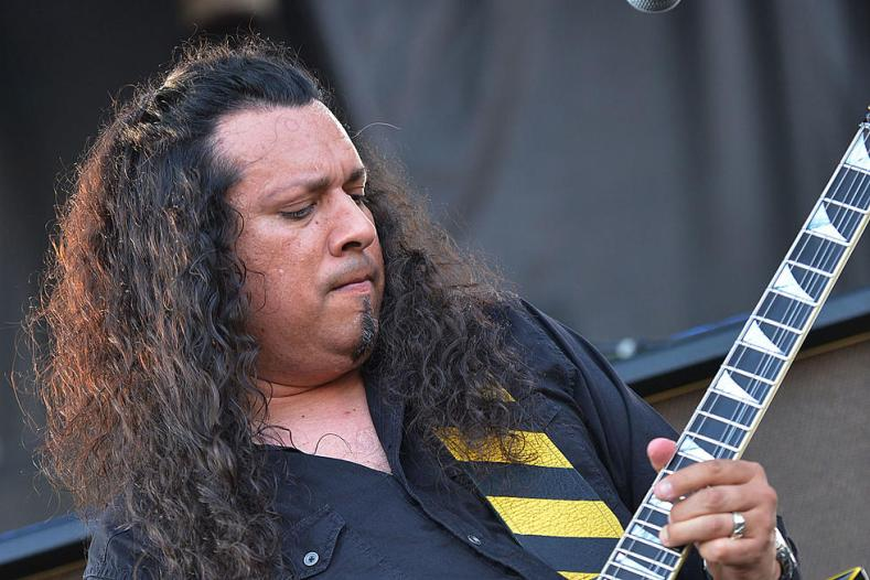 Oz Fox - STRYPER's Oz Fox Shares An Update On His Health Two Months After Undergoing Brain Surgery
