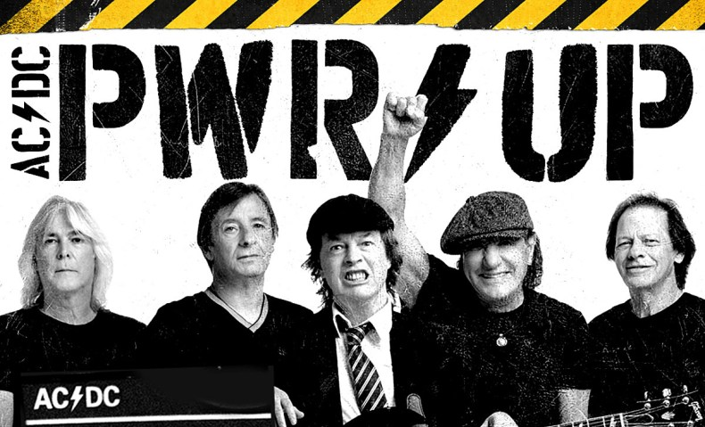 ac dc pwr up - Producer Confirms New AC/DC Album 'PWR/UP' Includes Malcolm Young's Riffs