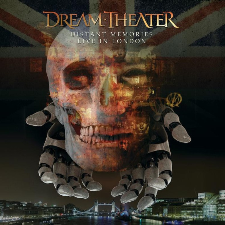 """DT - DVD REVIEW: DREAM THEATER - """"Distant Memories - Live In London"""""""