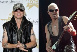 """Michael Schenker Rudolf Schenker - Michael Schenker On His Brother Rudolf: """"He Is A Bully, And I Don't Connect With Bullies"""""""