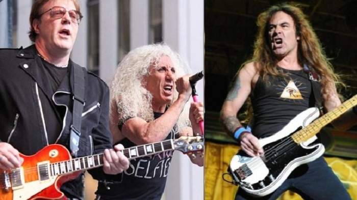 """Twisted Maiden - Jay Jay French: """"IRON MAIDEN Refused To Play After TWISTED SISTER Because They Were Intimidated By Fan Reaction"""""""