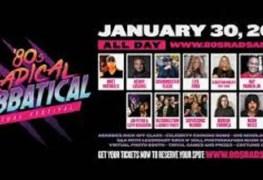 Virtual - Get Ready For '80S RADICAL SABBATICAL Festival Featuring Bret Michaels, Sebastian Bach & Lita Ford