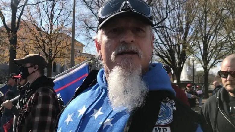 jon schaffer - ICED EARTH's Jon Schaffer Says U.S. Was Hijacked By Thugs And Criminals