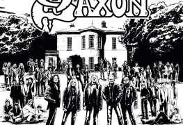 "saxon inspirations - REVIEW: SAXON - ""Inspirations"""
