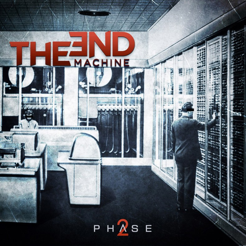 """the end machine cover - REVIEW: THE END MACHINE - """"Phase2"""""""