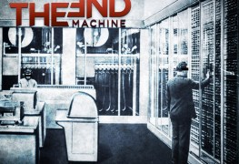 "the end machine cover - REVIEW: THE END MACHINE - ""Phase2"""