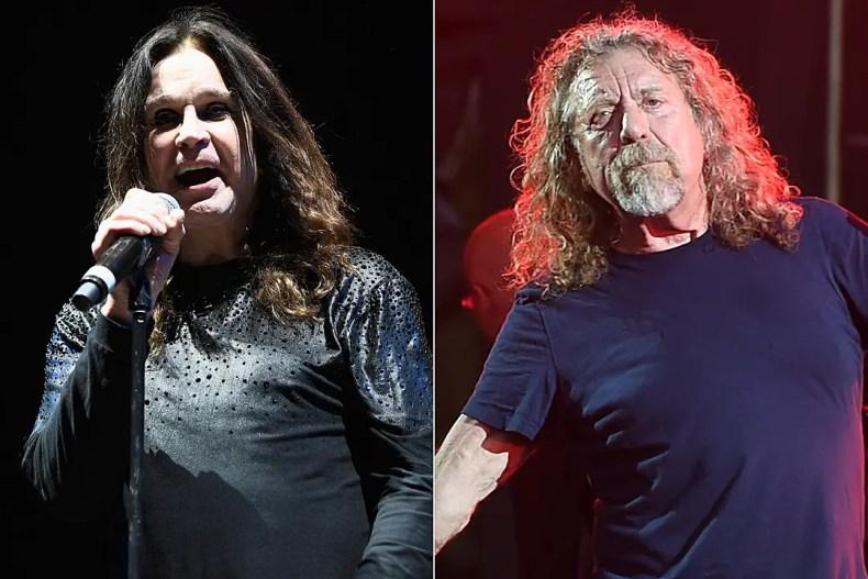 Ozzy Osbourne Robert Plant - OZZY OSBOURNE Producer Says LED ZEPPELIN Stole 'Stairway to Heaven'