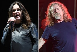 Ozzy Osbourne Robert Plant - OZZY OSBOURNE Producer Says LED ZEPPELIN Stole 'Stairway to Heaven'