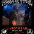 COF - GIG REVIEW: CRADLE OF FILTH Live Stream