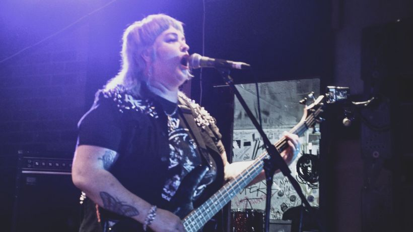 Sepsis 9525 - GIG REVIEW: MAY DAY MASSACRE Live at The Tote, Melbourne