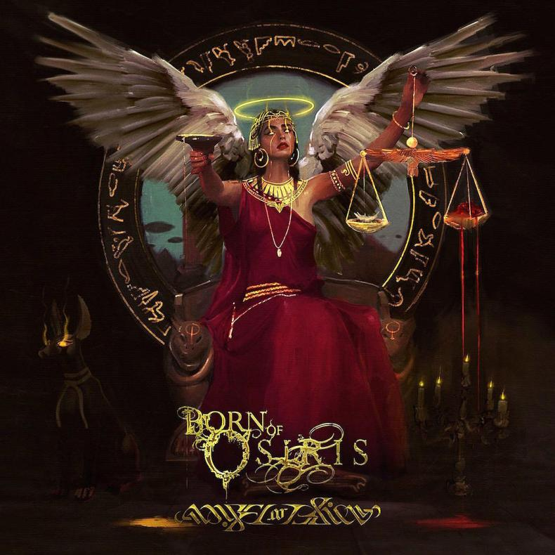 "born of osiris angel or alien - REVIEW: BORN OF OSIRIS - ""Angel Or Alien"""