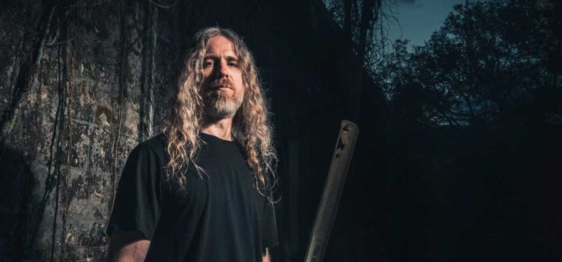 Alex Webster - CANNIBAL CORPSE's ALEX WEBSTER Opens Up About His Battle With Rare Neurological Disorder