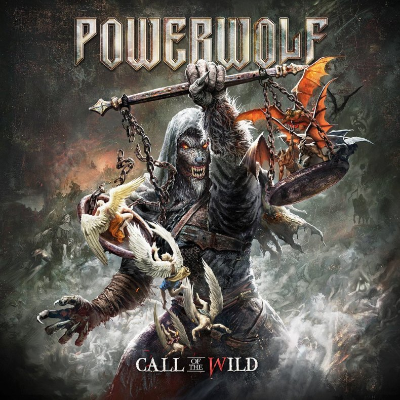 """Call Of The Wild - REVIEW: POWERWOLF - """"Call Of The Wild"""""""