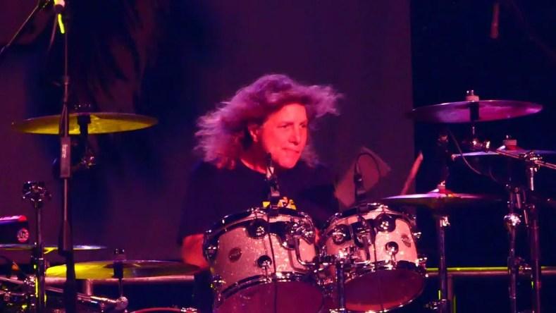 Steven Adler - Watch STEVEN ADLER Smash Classic GUNS N' ROSES Songs In Selinsgrove, Pennsylvania
