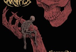 """Carnifex album - REVIEW: CARNIFEX - """"Graveside Confessions"""""""