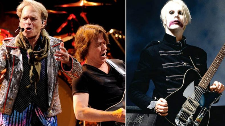 david lee roth eddie van halen john - John 5 Wants EDDIE VAN HALEN Tribute Show With David Lee Roth, Sammy, Michael, Alex & Wolfgang Van Halen