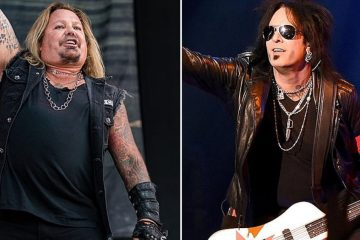 vince neil nikki sixx - NIKKI SIXX Calls Out 'Irresponsible' Bands Who Go Up On Stage 'Tired With A Beer Belly'